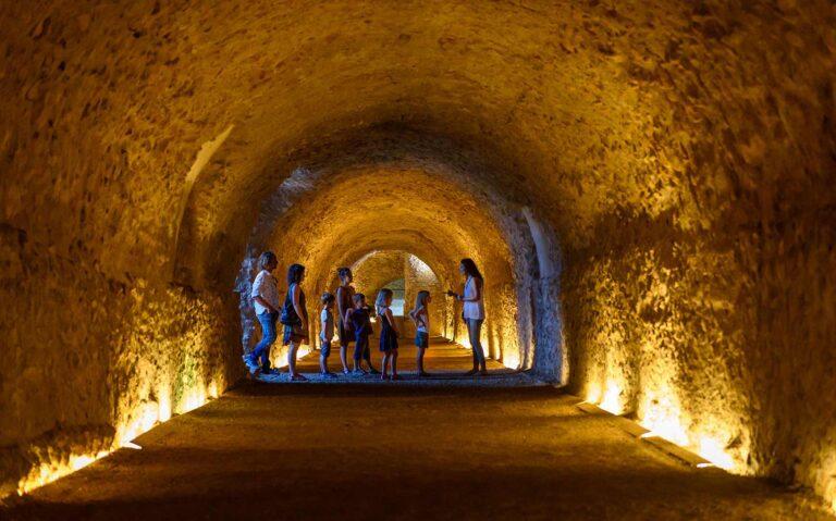 visita familia pretorio Tarraco Itinere