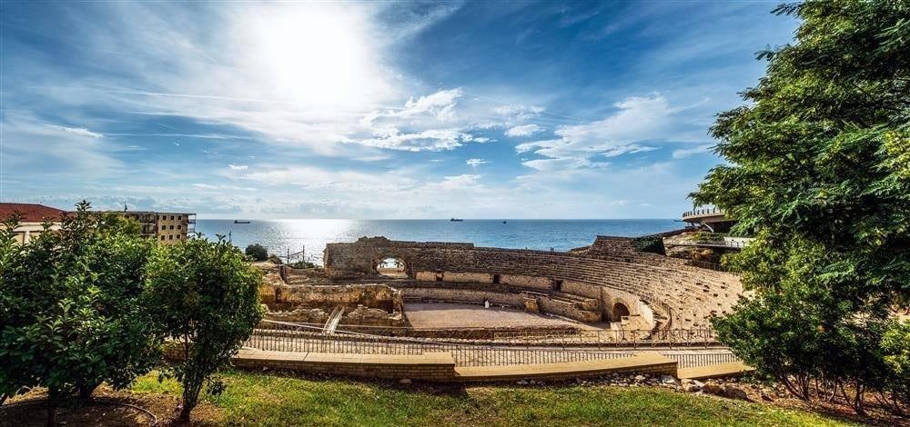 anfiteatro romano tarraco