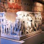 pretorio tarragona sarcofago hipolito