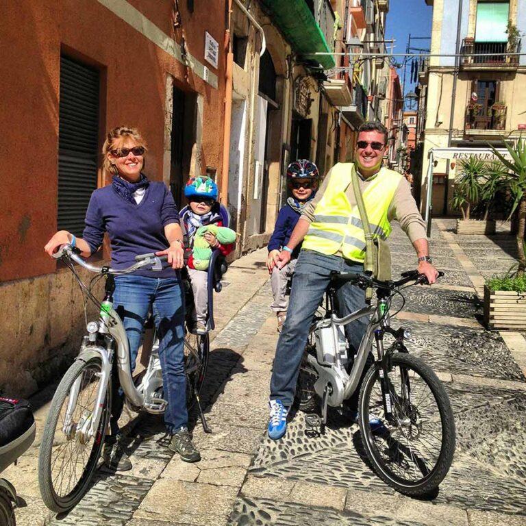 ebike tours tarragona familia