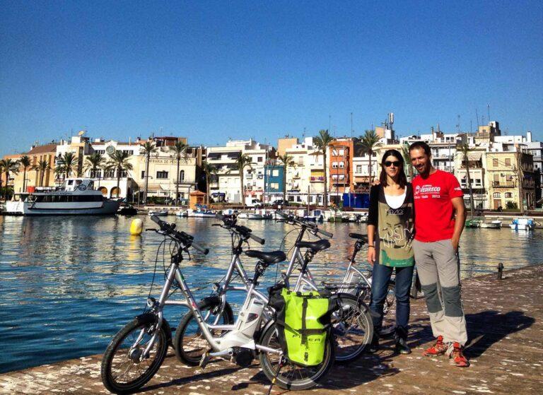ebike tours tarragona