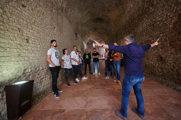 visita guiada tarragona romana