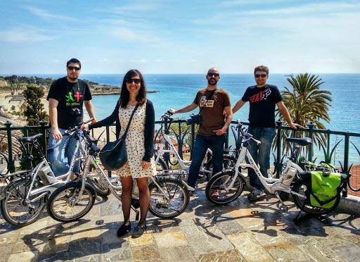 tour bicicleta amigos