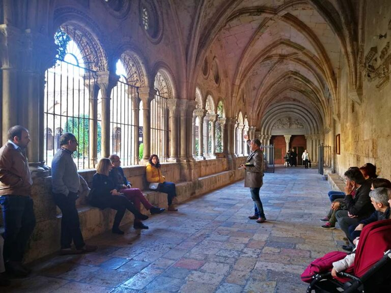 visita guiada claustro catedral tarragona
