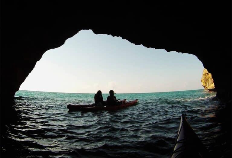 Kayak La Mora Tamarit