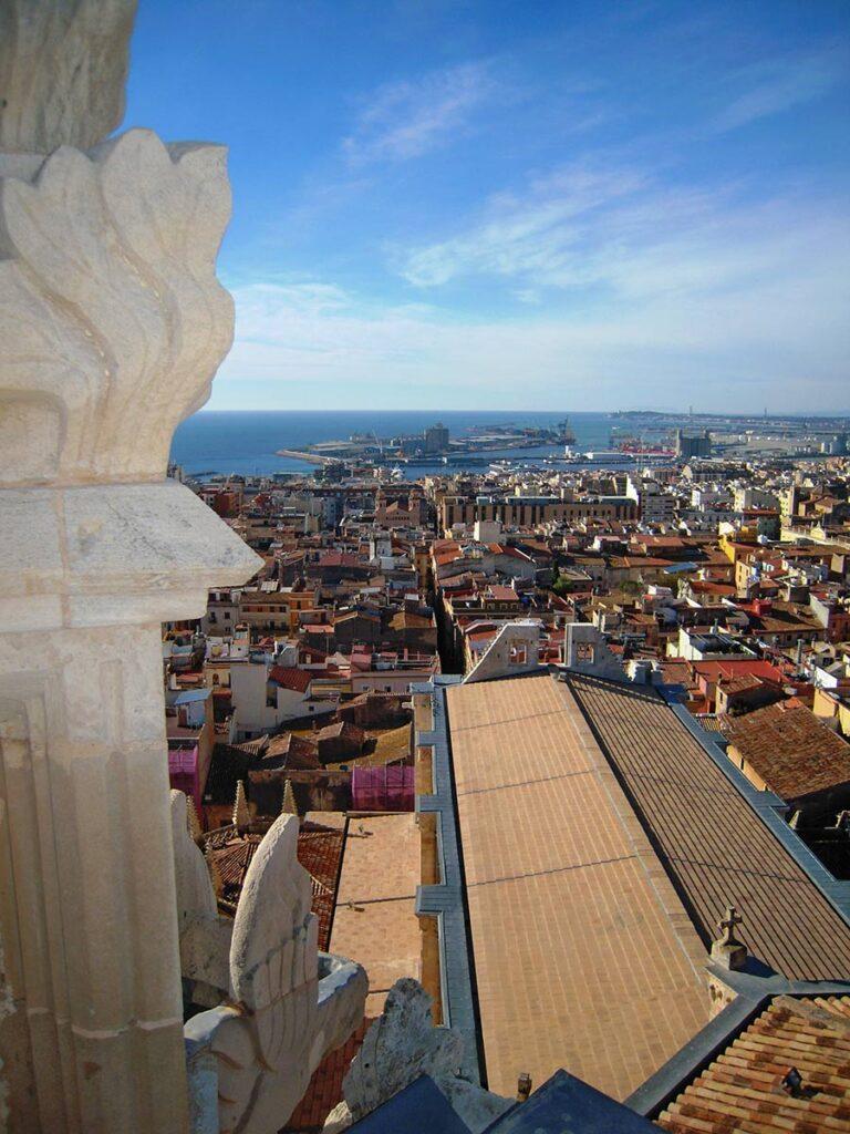 campanario Catedral Tarragona