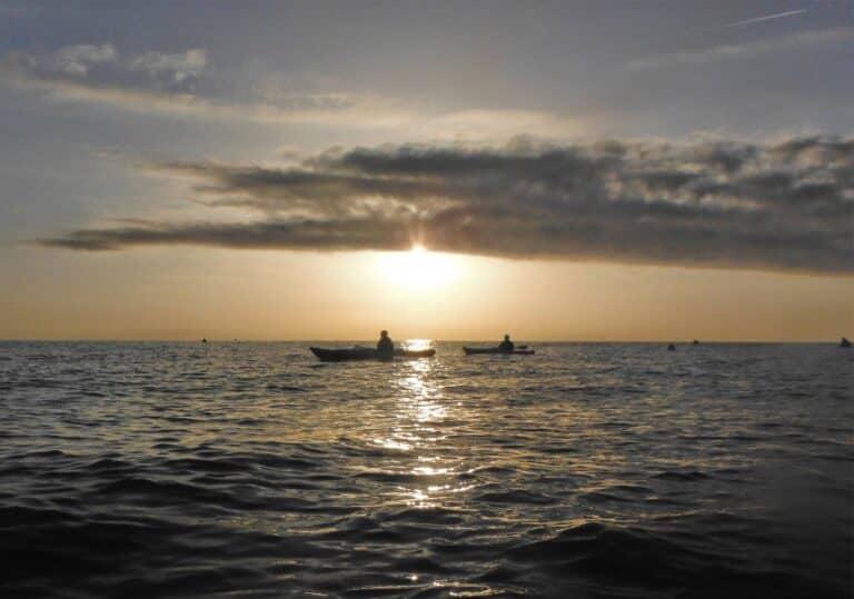 kayak tour tarragona