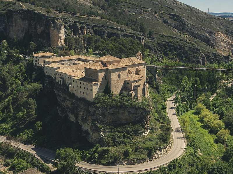 Cuenca convento san pablo