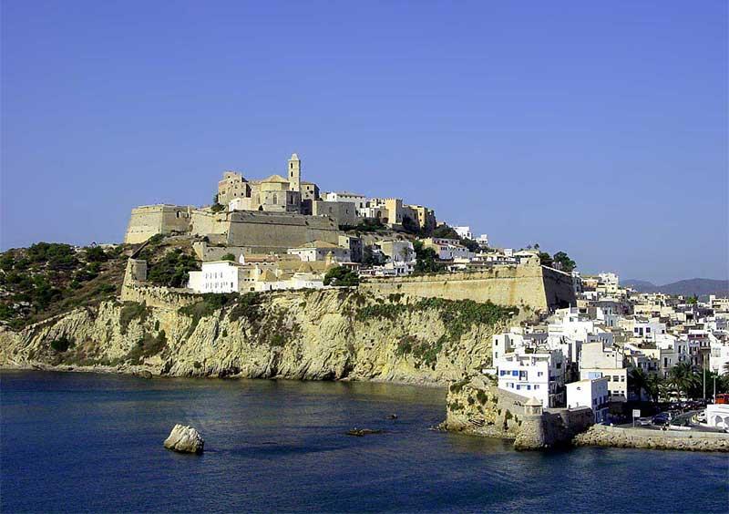 Dalt Vila Eivissa