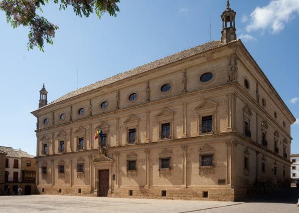 Ubeda Plaza Vazquez de Molina