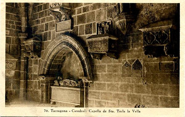 Santa Tecla la Vella