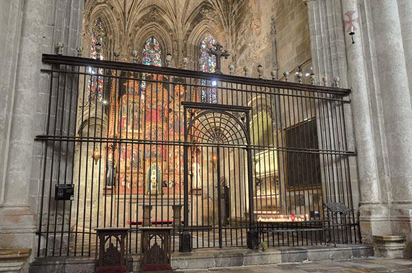 capilla de los cardona