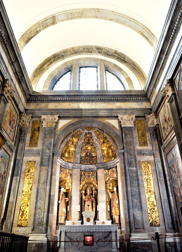 capilla de san fructuoso catedral tarragona