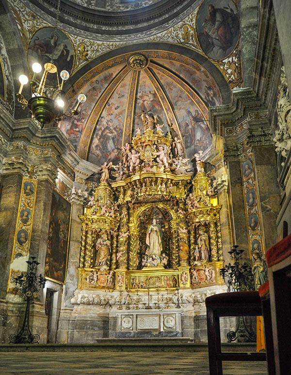 capilla inmaculada concepcion