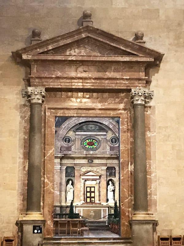 capilla santisimo catedral tarragona